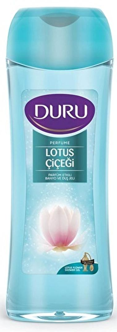 Duru Duru Duş Jeli Parfume Elegant Lotus 450 Ml Renksiz